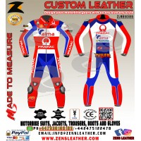 Jack Miller Leather Suit Ducati Pramac MotoGP 2018 racing gears