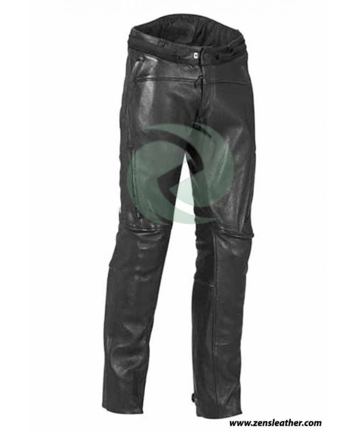 Mens Motorbike Leather trouser