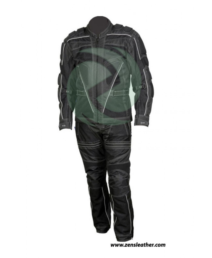 Motorbike Textile Suit Two Piece