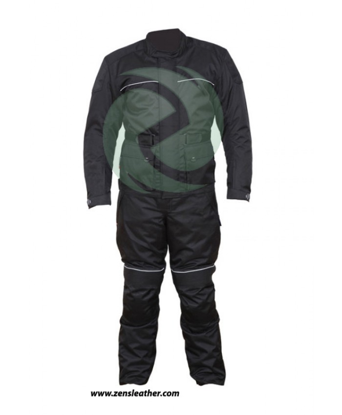 Motorbike Textile Suit Two Piece - B