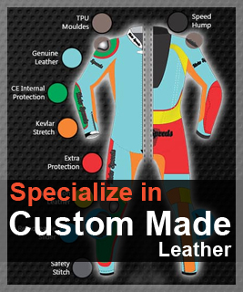Custom Made Leather Garments